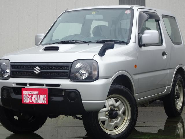 ジムニー XG ターボ4WD ETC 1年保証 スタットレス付き