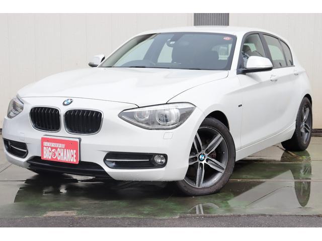 BMW 116i スポーツ プッシュスタート ナビ