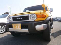 FJクルーザーカラーパッケージ 4WD