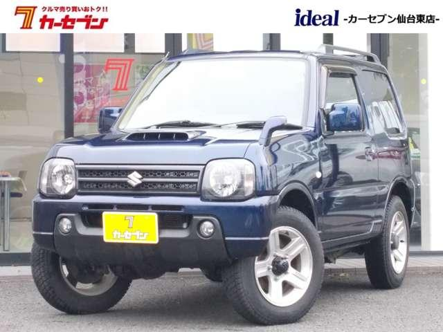 スズキ XC 1オーナー 4WD 社外ナビ Bluetoothオーディオ ETC 電動格納ミラー パワーウインドウ