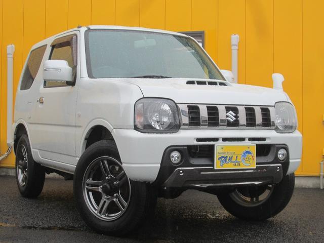 スズキ ランドベンチャー 4WDマニュアル シートヒーター ミラーヒーター ステアリングリモコン CD 純正16AW 純正フォグランプ