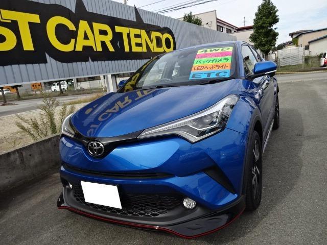 トヨタ G-T 4WD純正ナビTV自動ブレーキスポーツスタイルエアロ