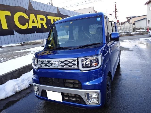 ダイハツ X 4WD電動スライドドア運転席シートヒータースマートキー