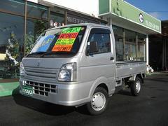キャリイトラックKCエアコン・パワステ 切替4WD 5速MT エアバック