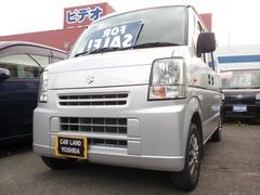 エブリイPA 5MT 4WD アルミ ETC CDデッキ