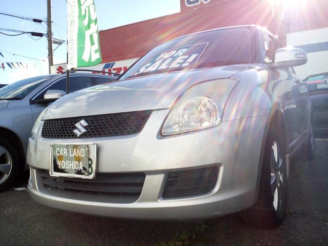 スズキ 1.3XG Lパッケージ  4WD 5速マニュアル ナビ