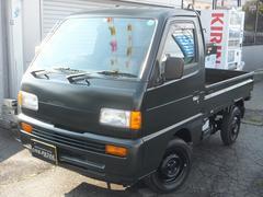 キャリイトラックKU 4WD 全塗装