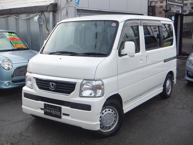 ホンダ バモス M 4WD キーレス