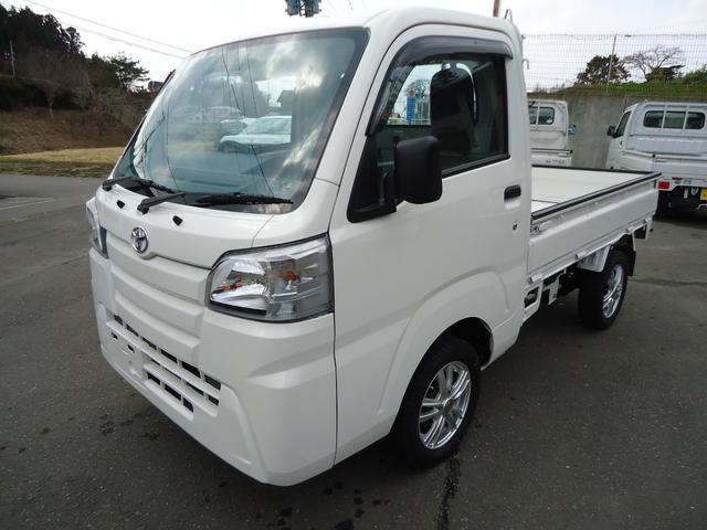 トヨタ スタンダード エアコン・パワステ・4WD