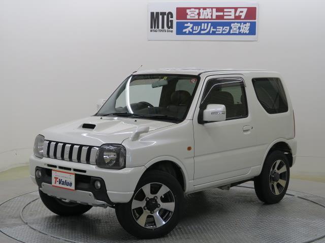 スズキ XG 4WD CDチューナー ETC 純正アルミ