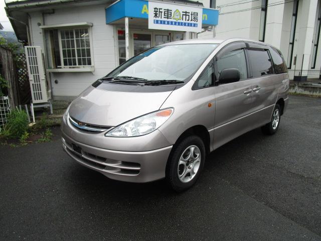 トヨタ Xリミテッド NAVIスペシャル4WD