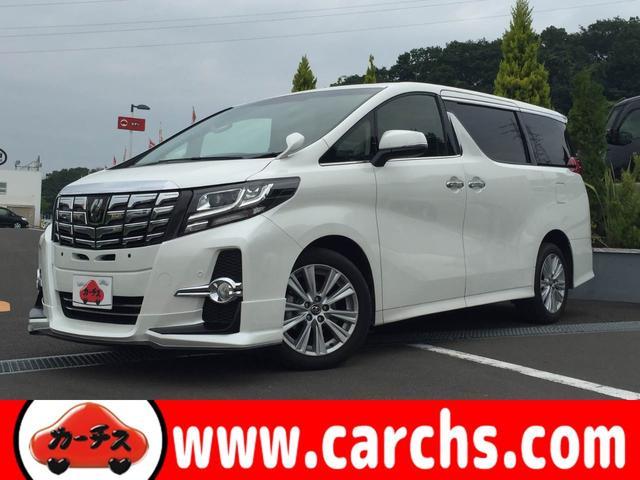 トヨタ 2.5S ワンオーナー  両側Pスラ ナビ/DTV 後席M