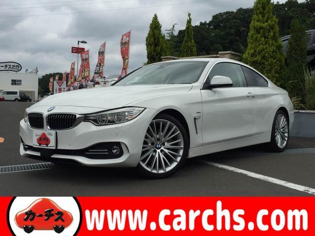 BMW 435iクーペ Mスポーツ アダプティブクルーズ/HDDナビ