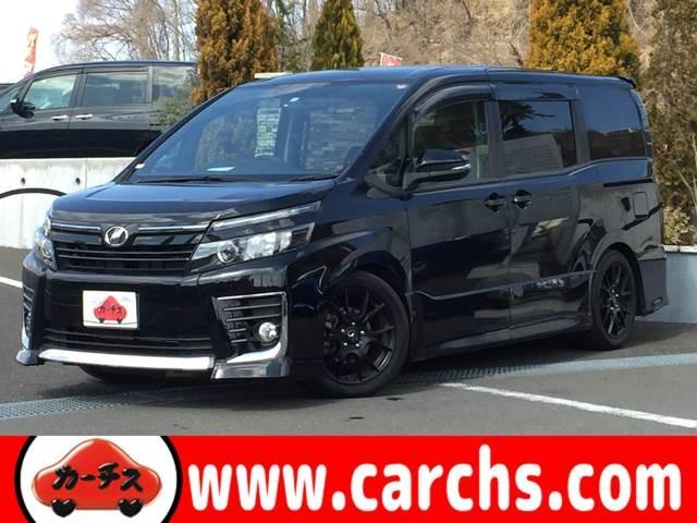 トヨタ ZS 後席モニタ/両側パワスラ/TEIN車高調/地デジナビ