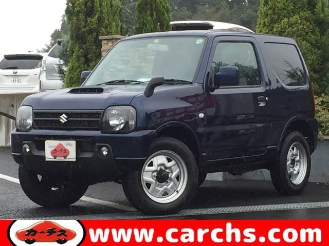 スズキ ジムニー XG 4WD/5MT/CD/保証付き