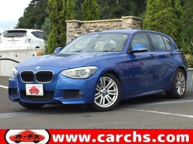 BMW 116i Mスポーツ ナビ・Bカメラ/ETC/HID/スマートキー/保証付き