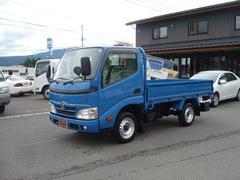 ダイナトラックシングルジャストロー 4WD 積載1.2t
