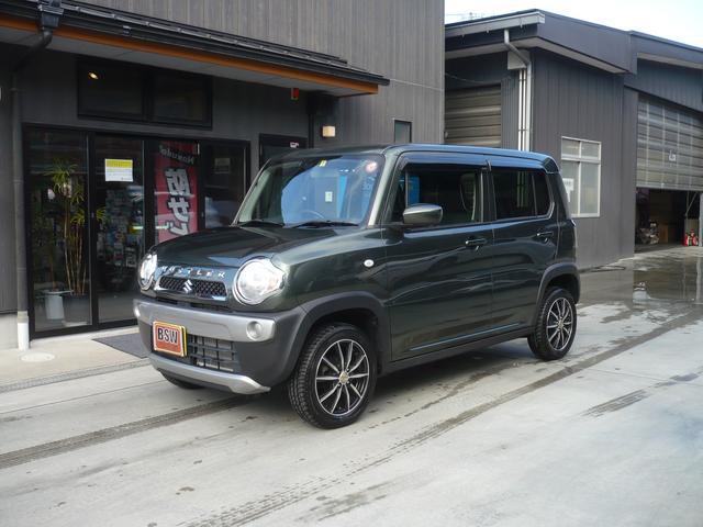 「スズキ」「ハスラー」「コンパクトカー」「福島県」の中古車