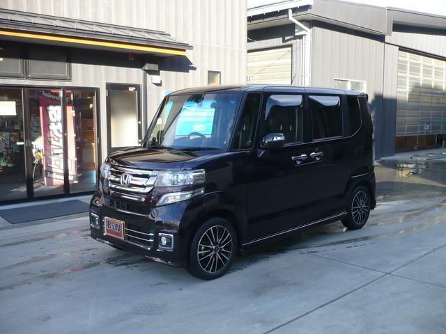 「ホンダ」「N-BOX」「コンパクトカー」「福島県」の中古車