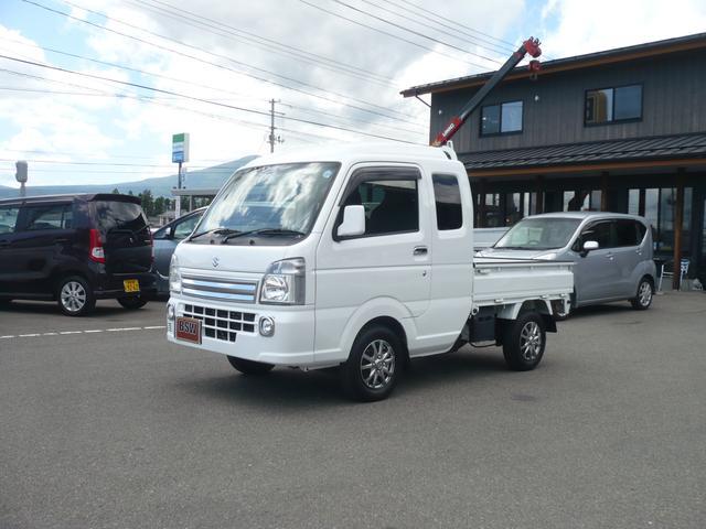 「スズキ」「スーパーキャリイ」「トラック」「福島県」の中古車