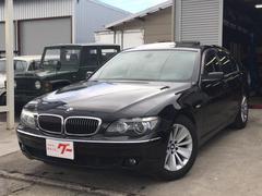 BMW740i サンルーフ
