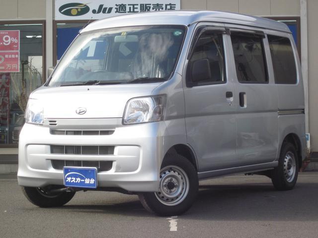 ダイハツ DX 4WD キーレス FPW