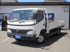 ダイナトラック2t ワイドロングフルジャストロー ディーゼルターボ