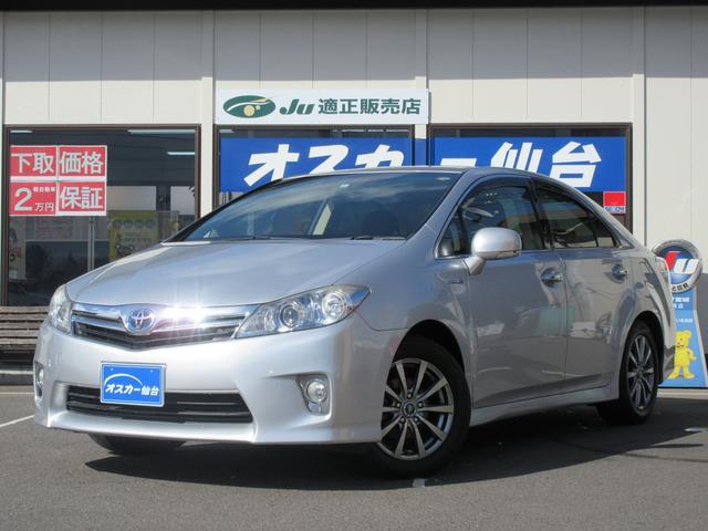 トヨタ S HDDナビ・TV・クルコン・アルミ