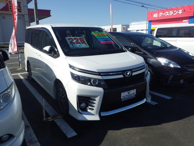 トヨタ ZS 両側Pスライド ナビ
