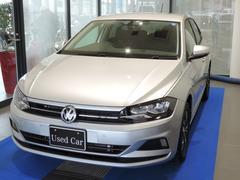 VW ポロTSIコンフォートライン ターボ ワンオーナー ナビTV