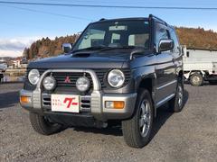 パジェロミニVR−II ターボ 4WD ルーフレール キーレス