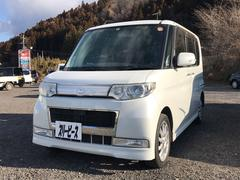 タントカスタムRS 4WD ETC タービン交換済 スマートキー