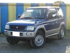 パジェロミニX 4WD エアバック 背面タイヤ エアコン PS PW