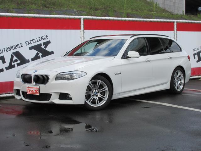 BMW 523iツーリング Mスポーツパッケージ サンルーフ HID