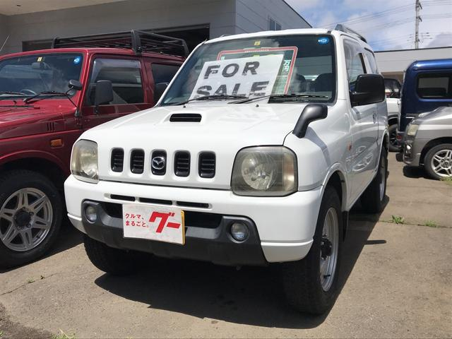 マツダ 4WD キーレス CD 背面タイヤ付 Wエアバック エアコン