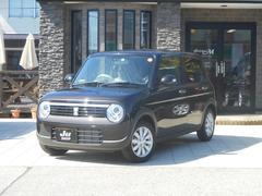 アルトラパンFリミテッド 4WD 未使用車 鶴岡店在庫