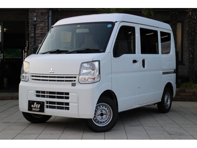 三菱 ミニキャブバン M 4WD 地デジナビ