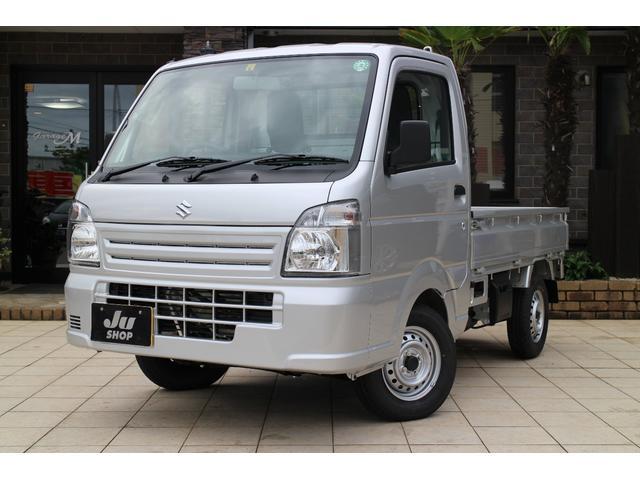 スズキ キャリイトラック KCエアコン・パワステ 4WD 5MT