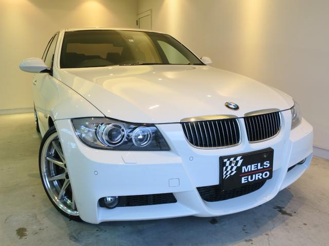 BMW 335iMスポーツパッケージ WORK19インチアルミ