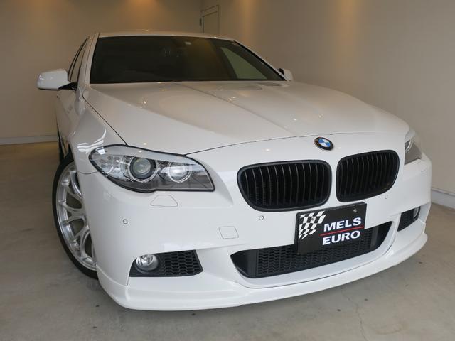 BMW 528iMスポーツ  鍛造20AW ビルシュタイン&レムス