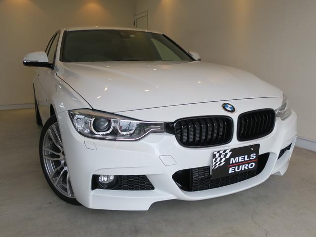 BMW 320d Mスポーツ ワンオーナー 衝突軽減ブレーキ 禁煙車