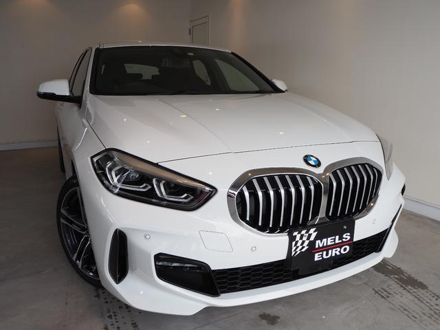 BMW 118d Mスポーツ 118d Mスポーツ 未使用車 10.25インチHDDナビ  Bluetooth ドライビングA アクティブクルーズC 前後障害物センサー リヤカメラ 電動リヤゲート 電動シート
