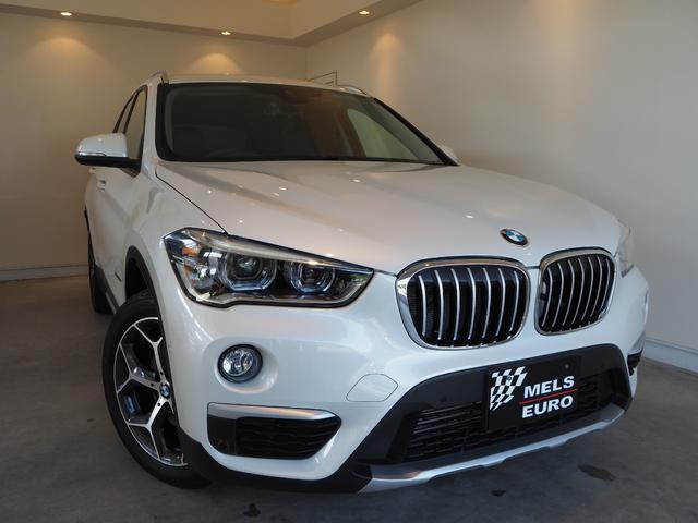 BMW X1 xDrive 18d xライン xDrive 18d xライン 禁煙車/ワンオーナー/ディーラー整備記録簿完備/コンフォートパッケージ/インテリジェントセーフティ/純正HDDナビ/バックカメラ/パワーバックドア/地デジTV視聴可
