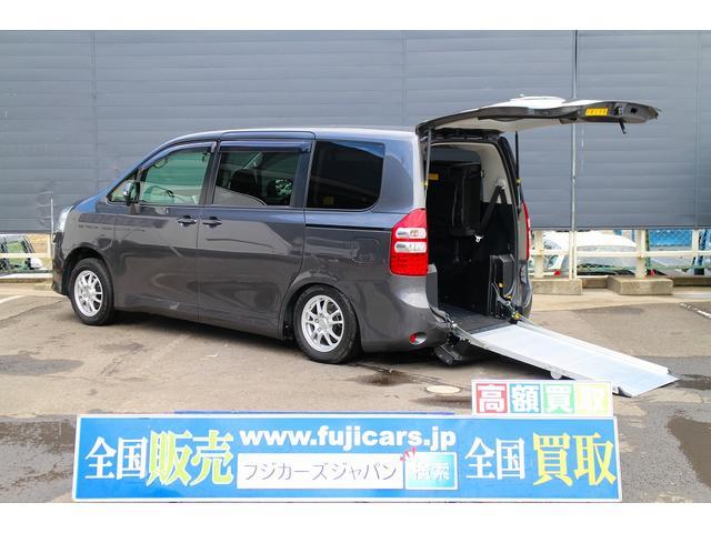 トヨタ 福祉車両 ウェルキャブ X-L スロープタイプ1  4WD