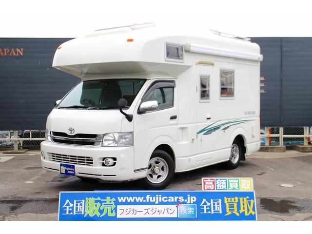 トヨタ キャンピング ファーストカスタム CG-500 カルド4WD