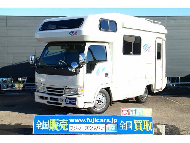 いすゞ キャンピング ヨコハマモーターセールス OX 4WD