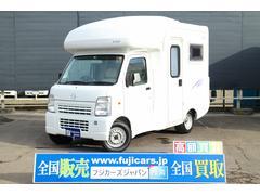 スクラムトラックキャンピング AZ−MAXラクーンII 4WD