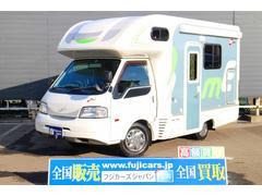 バネットトラックキャンピング ナッツRV マッシュタイプW 4WD