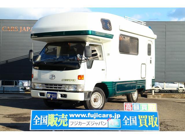 トヨタ キャンピング バンテック ジル 1500インバーター 4WD