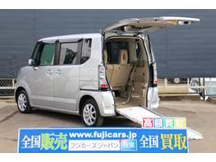 N BOX+福祉車両 アルマス Gスロープ 電動ウィンチ 車イス1基